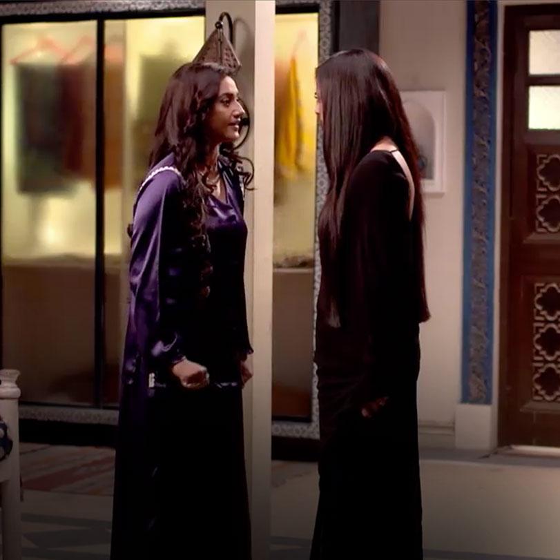 كومال تخدع العائلة و تخطط مع بنديا لأذيتهم