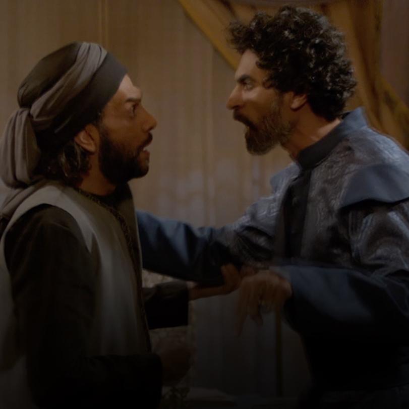 الكيخي يرفض جميع التقارير المقدمة بشأن قضية حنة ومراد باشا ويقابل قمر