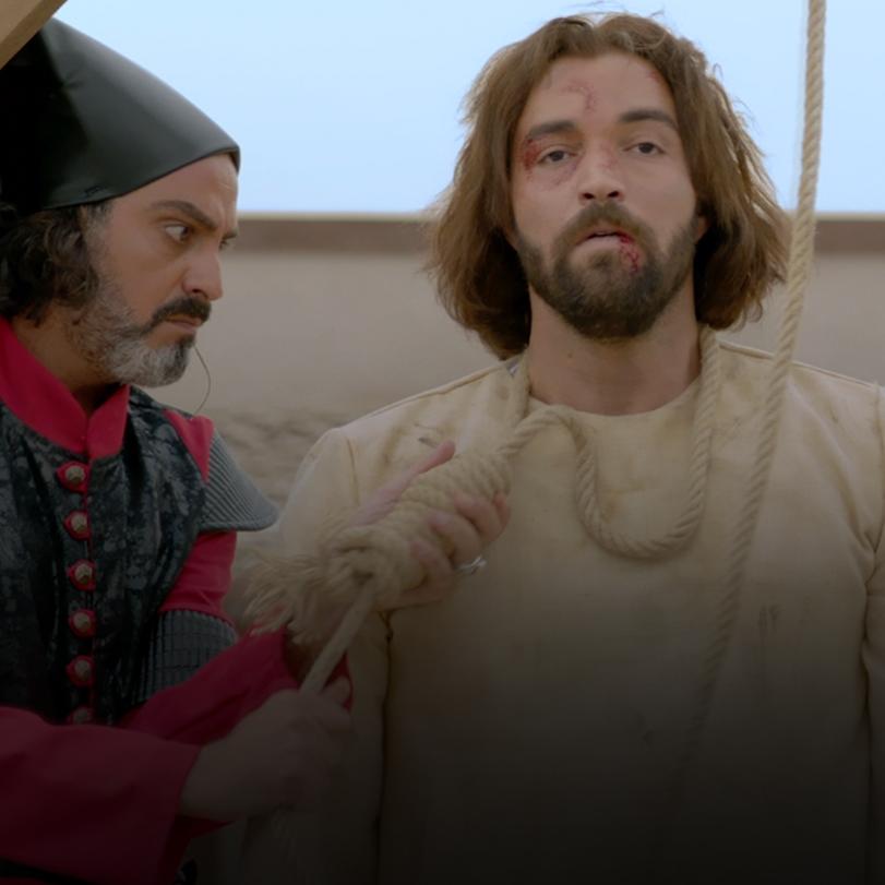 زمردة تخبر جاد باشا عن حملها، والجيش يقرر إعدام مارتن