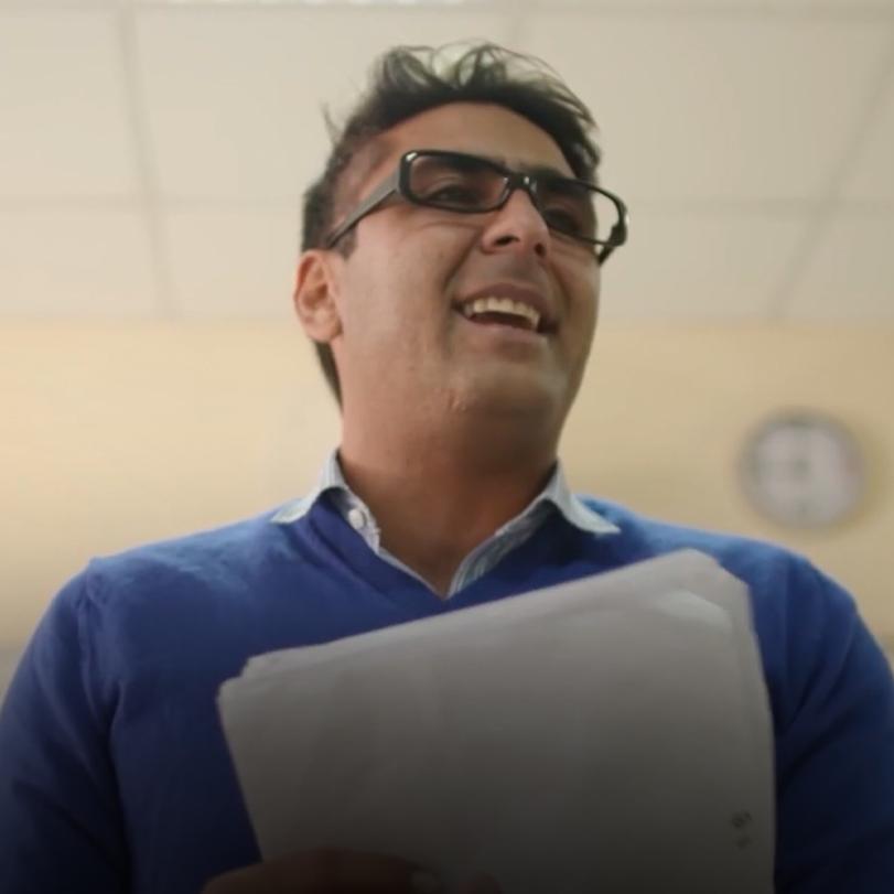 مسلسل يطرح المواقف التي يتعرض لها المواطن الأردني خلال الشهر الفضيل، و